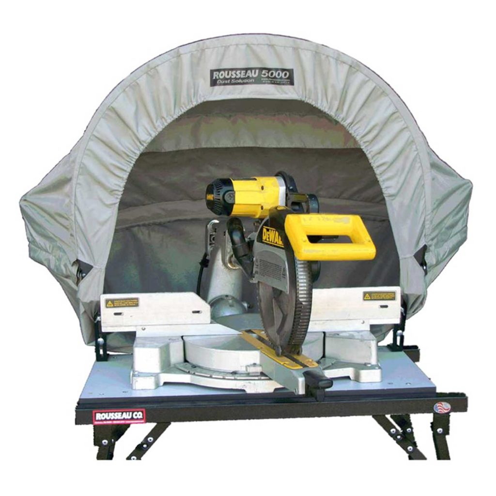 Model REC-5000 Dust Solution